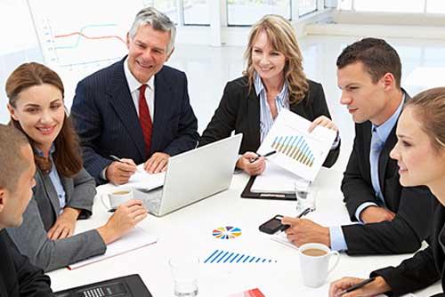 Reunião Empresarial